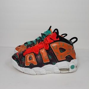 Nike Air More Uptempo What the 90s Sz 5.5 Y